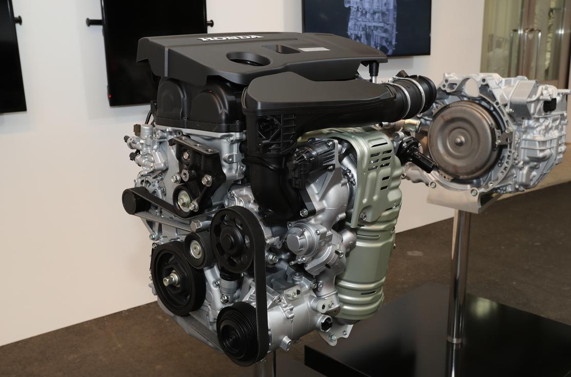 2018 honda accord 1 5l 2 0l turbo engines confirmed performancedrive. Black Bedroom Furniture Sets. Home Design Ideas