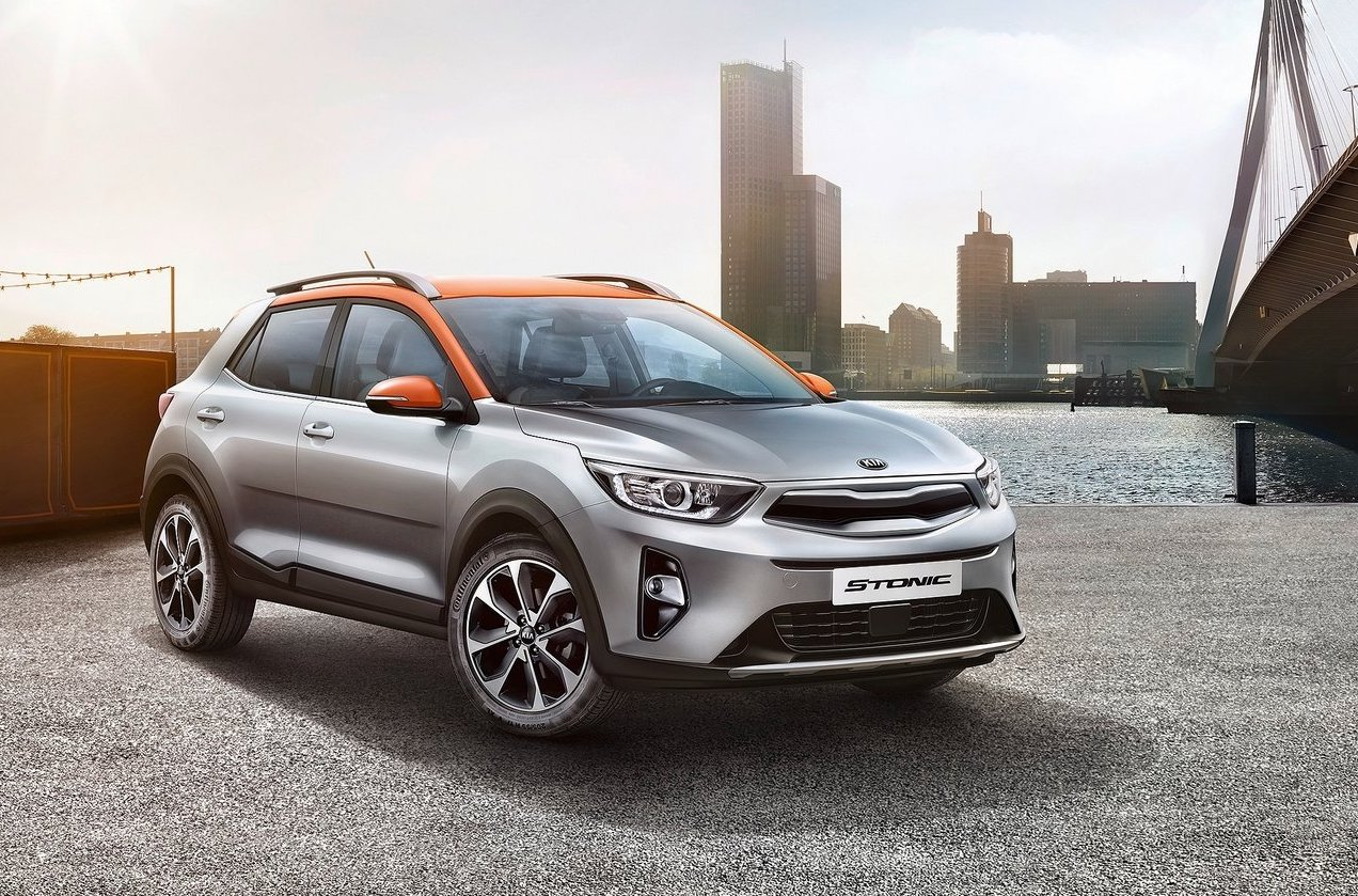 2018 kia stonic small suv officially unveiled performancedrive. Black Bedroom Furniture Sets. Home Design Ideas
