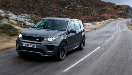213kW Land Rover Discovery Sport & Evoque confirmed for Australia