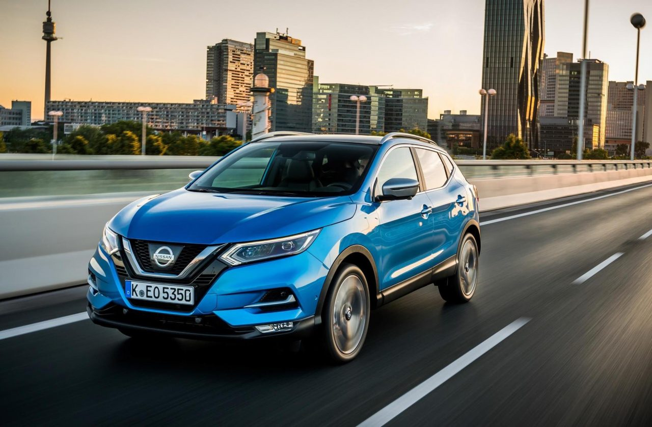 2018 Nissan Qashqai revealed in Euro specification ...
