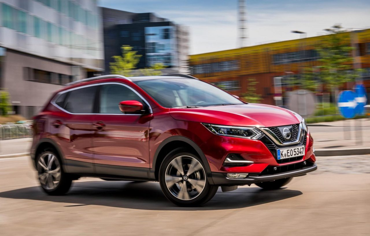 2018 Nissan Qashqai Revealed In Euro Specification Performancedrive