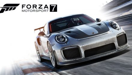 New Porsche 911 GT2 RS revealed at E3 event, available in Forza 7
