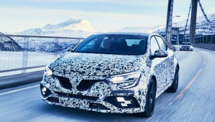 2018 Renault Megane R.S. to come with 2 chassis tunes