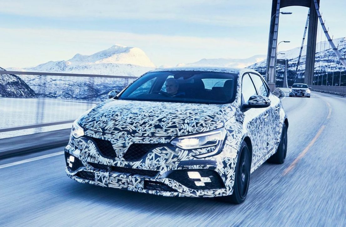 2018 renault rs.  2018 as previously speculated the engine will be a more powerful version of  18lire turbo unit seen in alpine a110 sports car and 2018 renault rs o