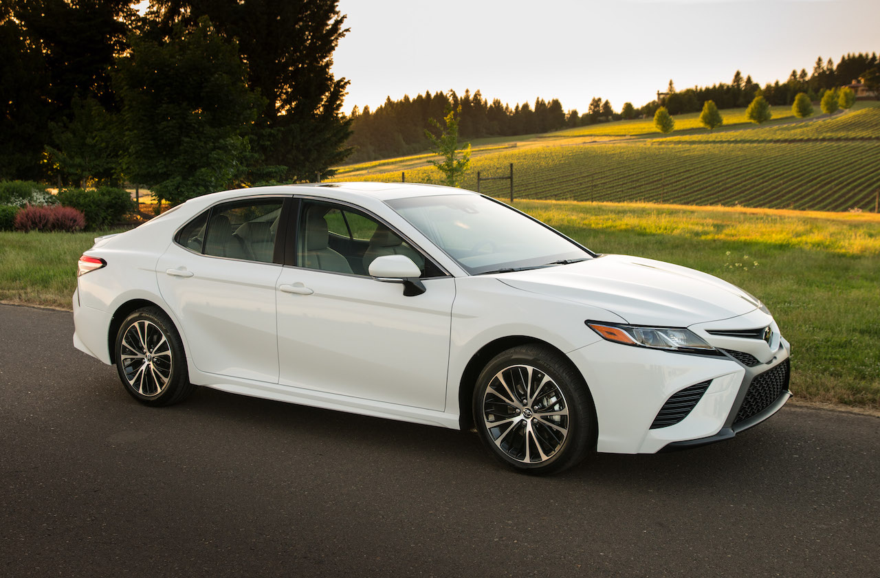 2018 toyota camry on sale in australia in november performancedrive. Black Bedroom Furniture Sets. Home Design Ideas