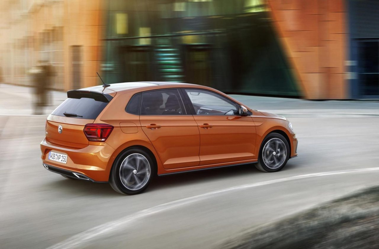 2018 volkswagen polo officially revealed gti packs 147kw performancedrive. Black Bedroom Furniture Sets. Home Design Ideas
