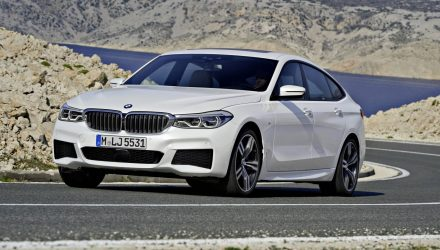BMW 6 Series Gran Turismo revealed, replace 5 Series GT