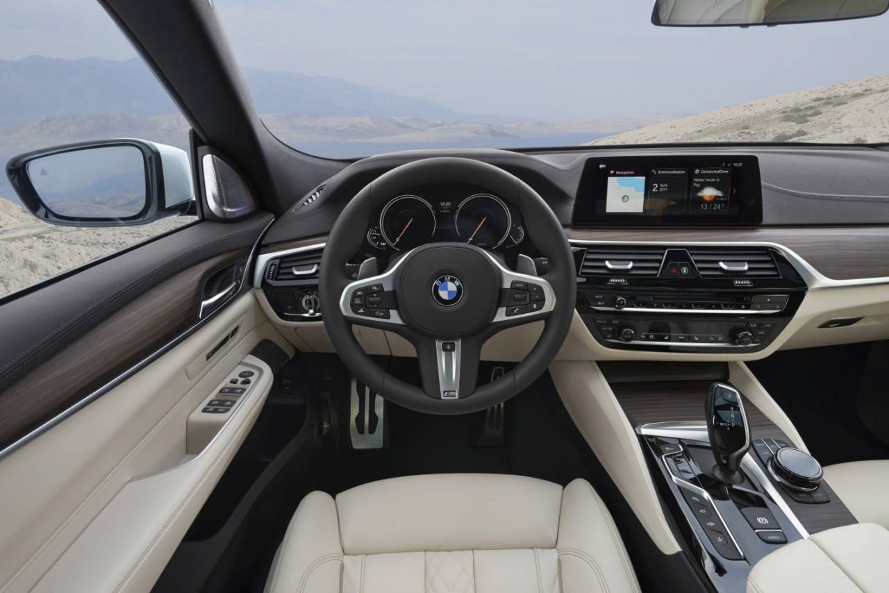 Bmw 6 Series Gran Turismo Revealed Replace 5 Series Gt