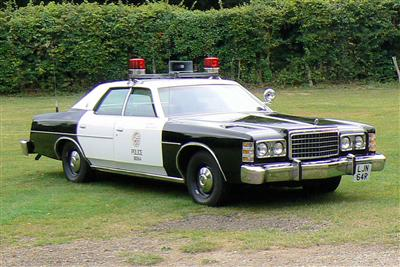 Old Police Cars For Sale California