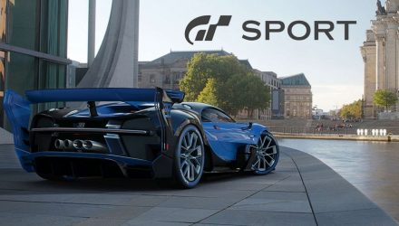Gran Turismo Sport PlayStation game trailer released (video)