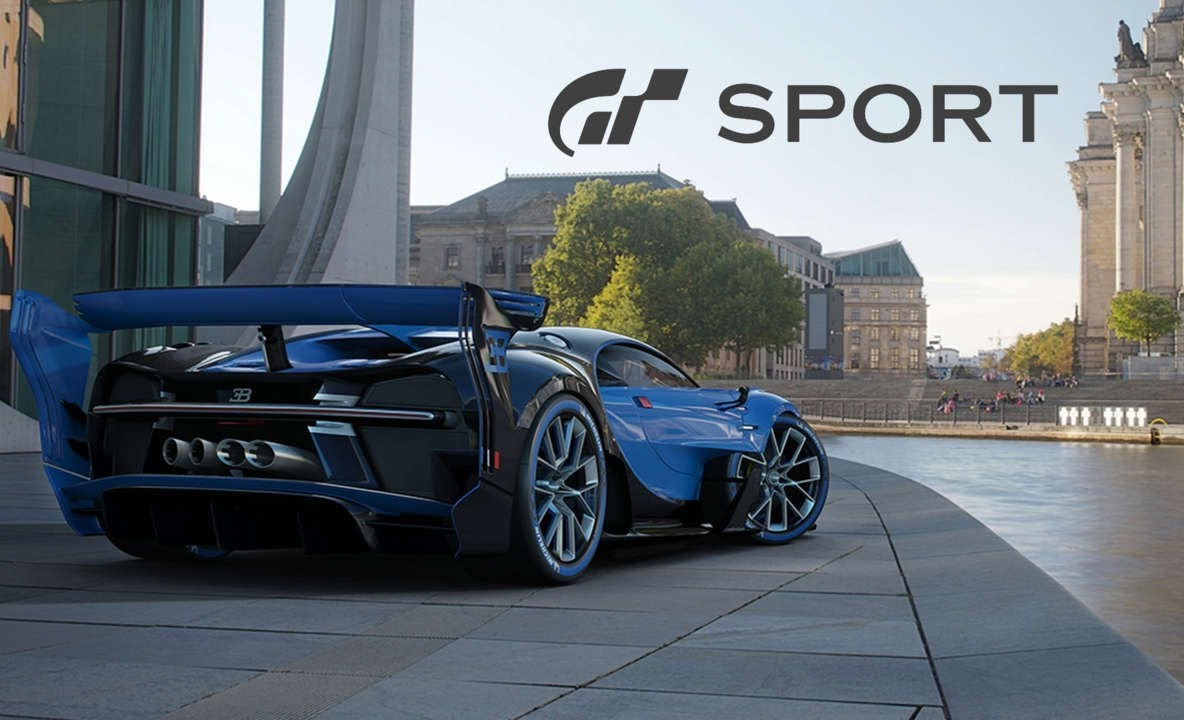 Gran Turismo Sport now scheduled for autumn 2017 release