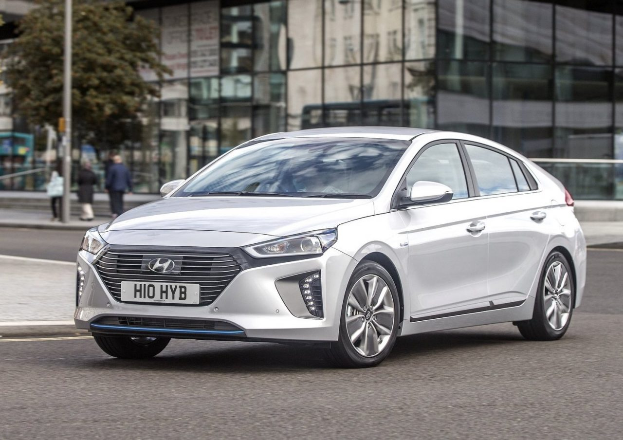 hyundai ioniq hybrid spotted testing in australia. Black Bedroom Furniture Sets. Home Design Ideas