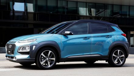 Hyundai Kona officially revealed, 130kW turbo flagship confirmed