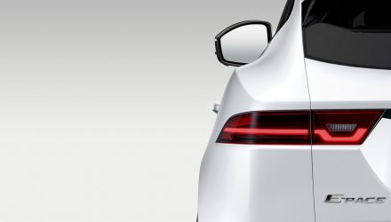 Jaguar teases E-Pace SUV ahead of July 13 launch