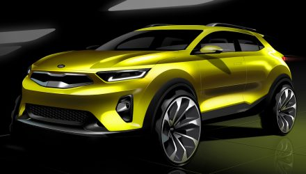 Kia Stonic confirmed as new compact SUV, design previewed