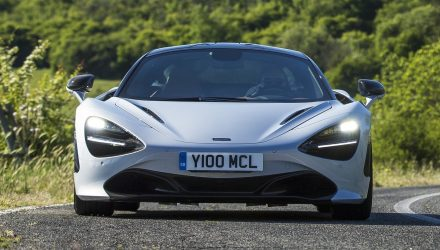 McLaren not jumping on the SUV bandwagon, sales soaring