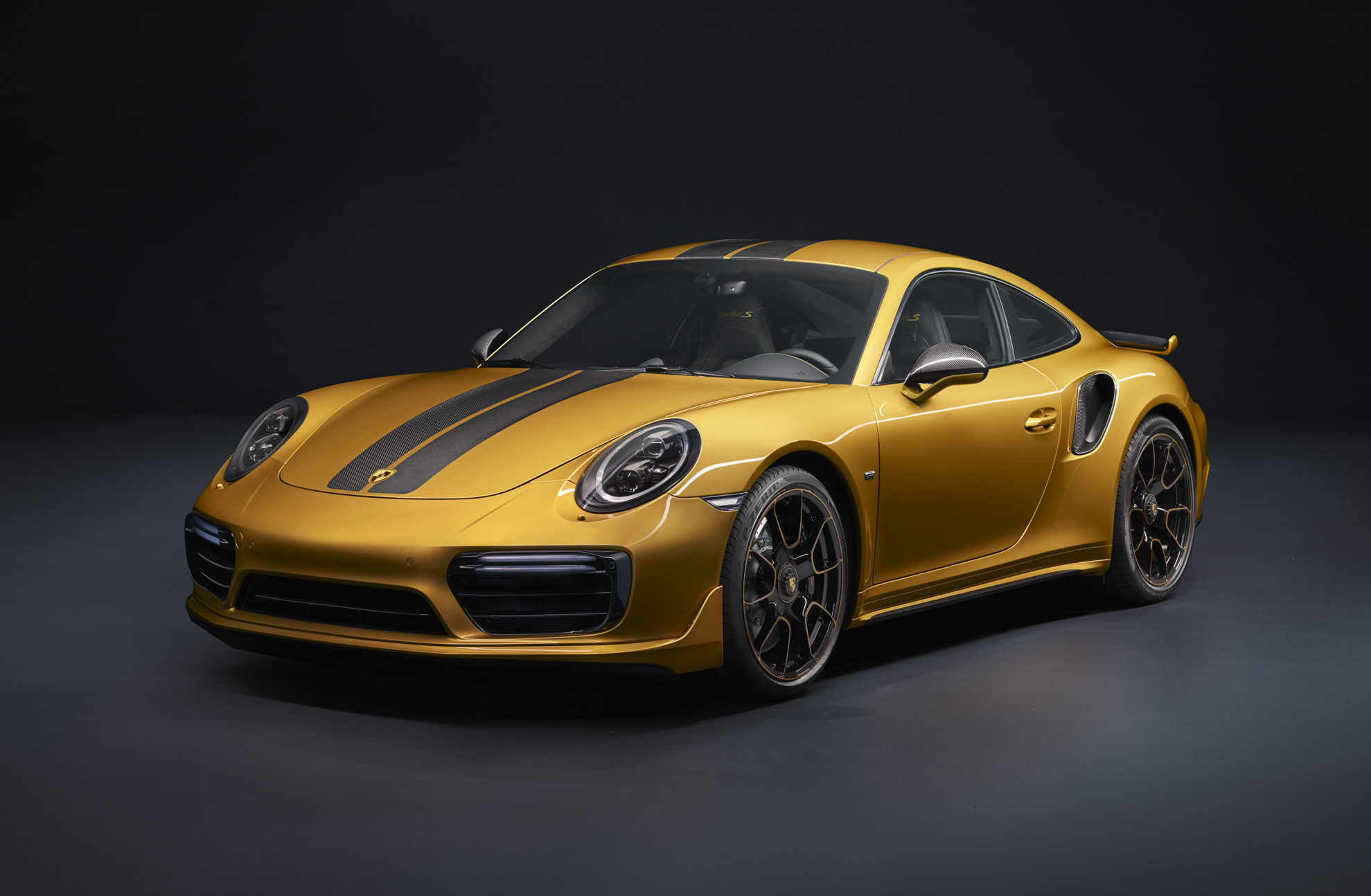 Creative Porsche 911 Turbo S Exclusive Series Revealed Most