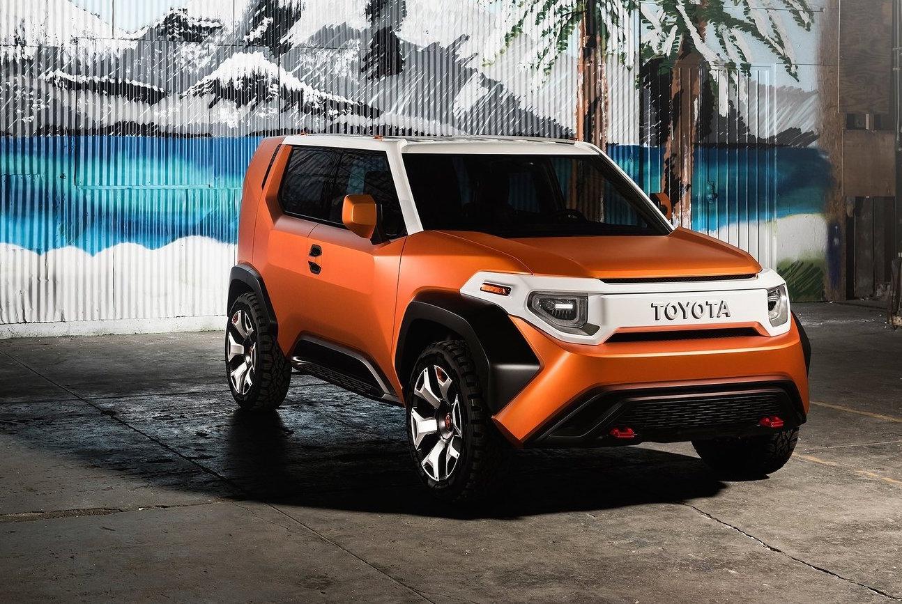 Toyota 'TJ Cruiser' trademark found, for mini FJ Cruiser ...