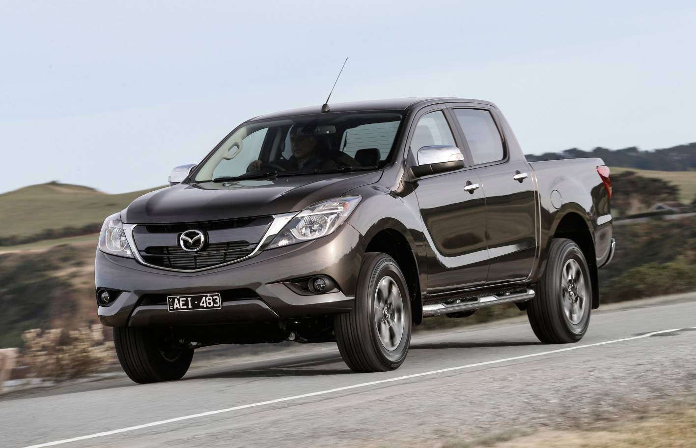 mazda bt 50 xtr gt debut new touch screen performancedrive. Black Bedroom Furniture Sets. Home Design Ideas