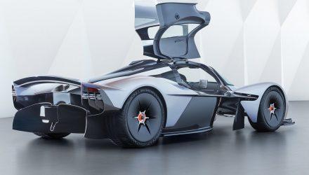 Aston Martin Valkyrie development continues, gets updated design