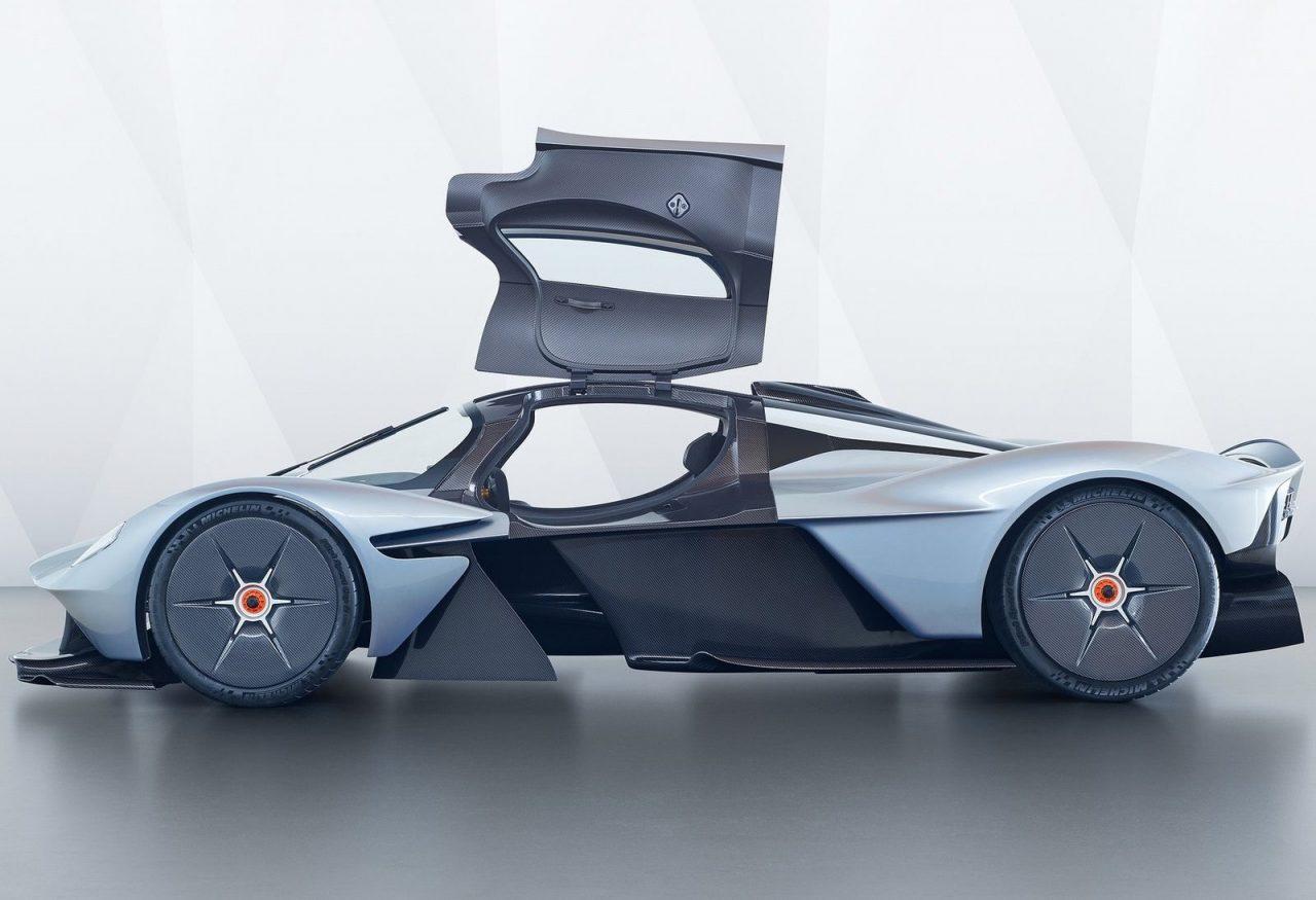 Aston Martin Valkyrie Development Continues, Gets Updated