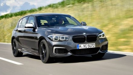 2017 BMW 1 Series LCI on sale in Australia, M140i cut to $59,990