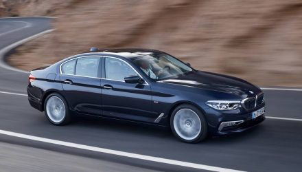 2017 BMW 5 Series lineup expanding in Australia with 520i