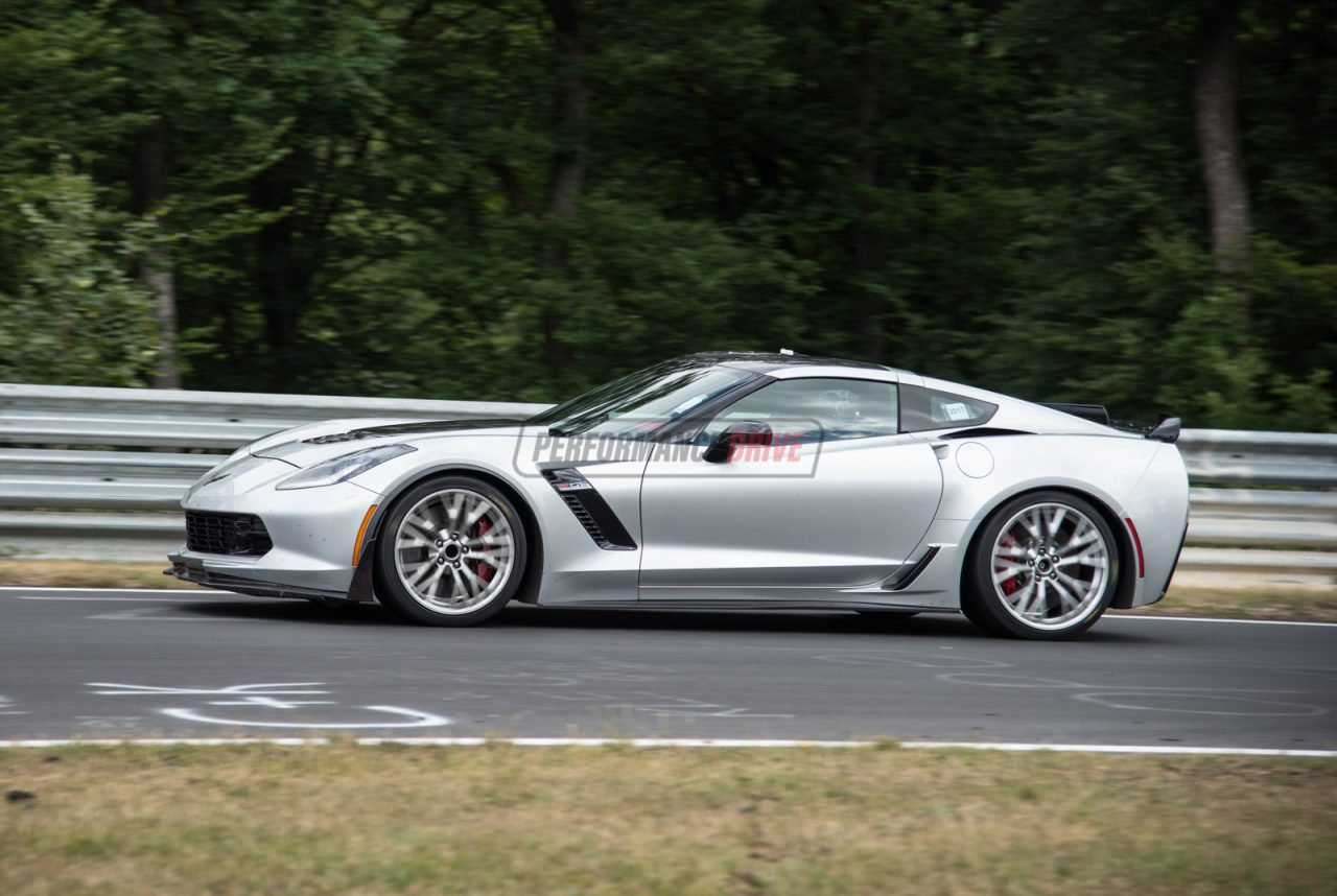 2017 Chevrolet Corvette Z06 Laps Nurburgring In 7 13 90