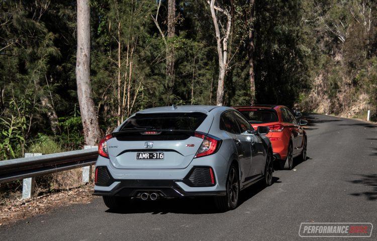 Cool 2017 Hyundai I30 SR Vs Honda Civic RS Warm Hatch