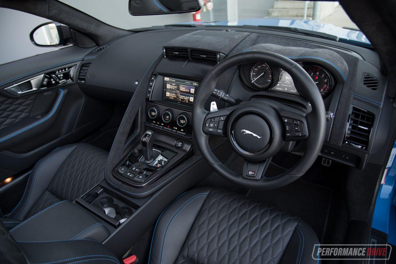 2017 Jaguar F-Type SVR review (video) | PerformanceDrive