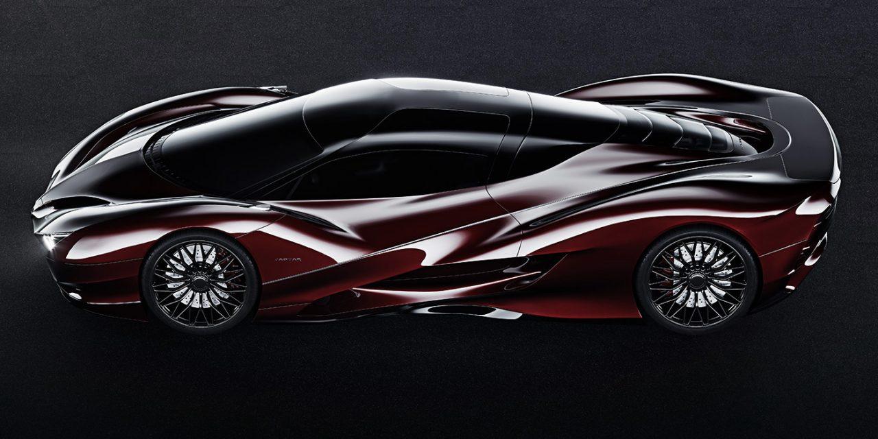 jaguar xj220 digitally remastered  u2013 worthy successor