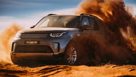 2017 Land Rover Discovery on sale in Australia from $65,960