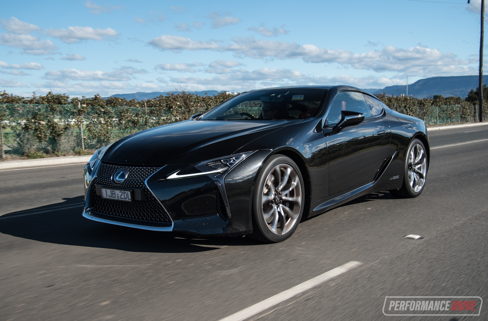2017 lexus lc 500 sport review autocar autos post. Black Bedroom Furniture Sets. Home Design Ideas