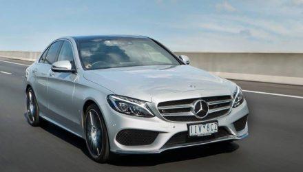 2017 Mercedes-Benz C-Class update announced for Australia, C 300 replaces C 250
