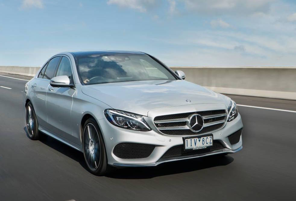 2017 mercedes benz c class update announced for australia c 300 replaces c 250 performancedrive. Black Bedroom Furniture Sets. Home Design Ideas