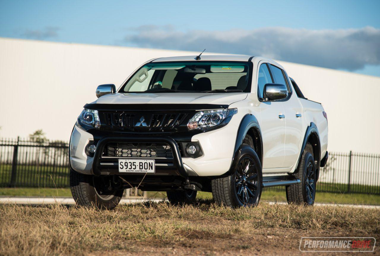 2017 Mitsubishi Triton GLS Sport Edition review (video) | PerformanceDrive