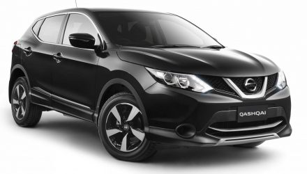 2017 Nissan QASHQAI N-Sport now on sale in Australia