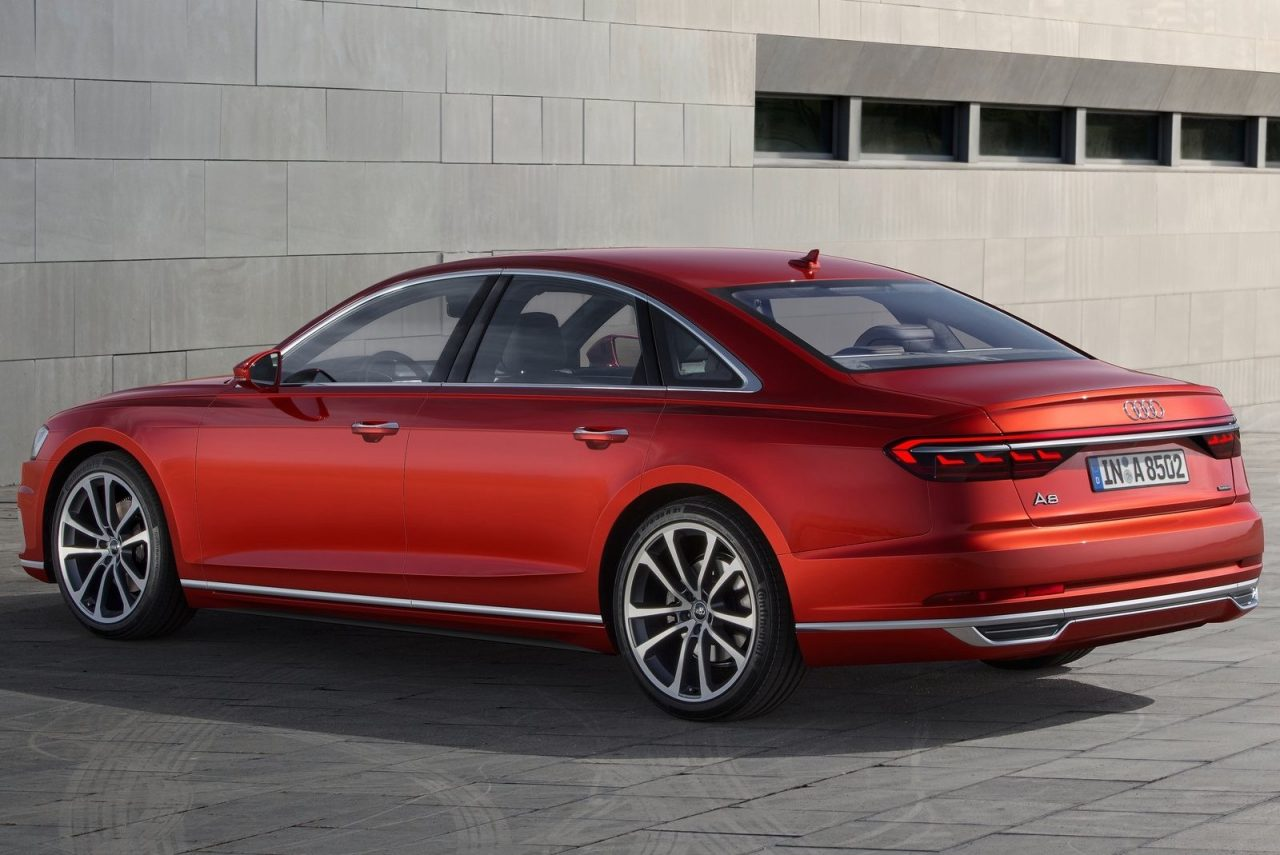 2018 Audi A8 officially revealed | PerformanceDrive