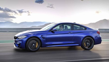 2018 BMW M4 CS on sale in Australia from $211,610