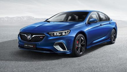 2018 Buick Regal RS revealed, previews next Commodore 'SS'?
