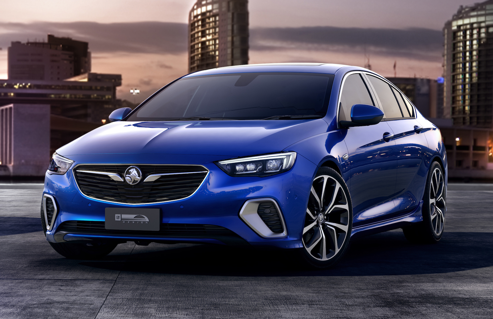 2018 Holden Commodore Vxr Revealed As Performance Variant