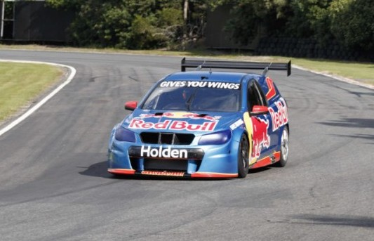 Listen To The Holden Commodore Twin Turbo Supercars Racer