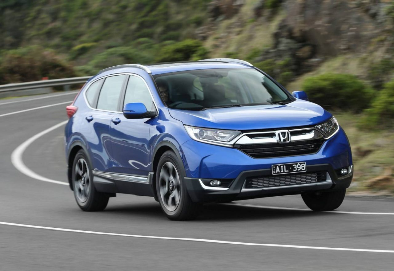 2018 honda cr v now on sale in australia with turbo lineup. Black Bedroom Furniture Sets. Home Design Ideas