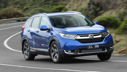 2018 Honda CR-V now on sale in Australia with turbo lineup