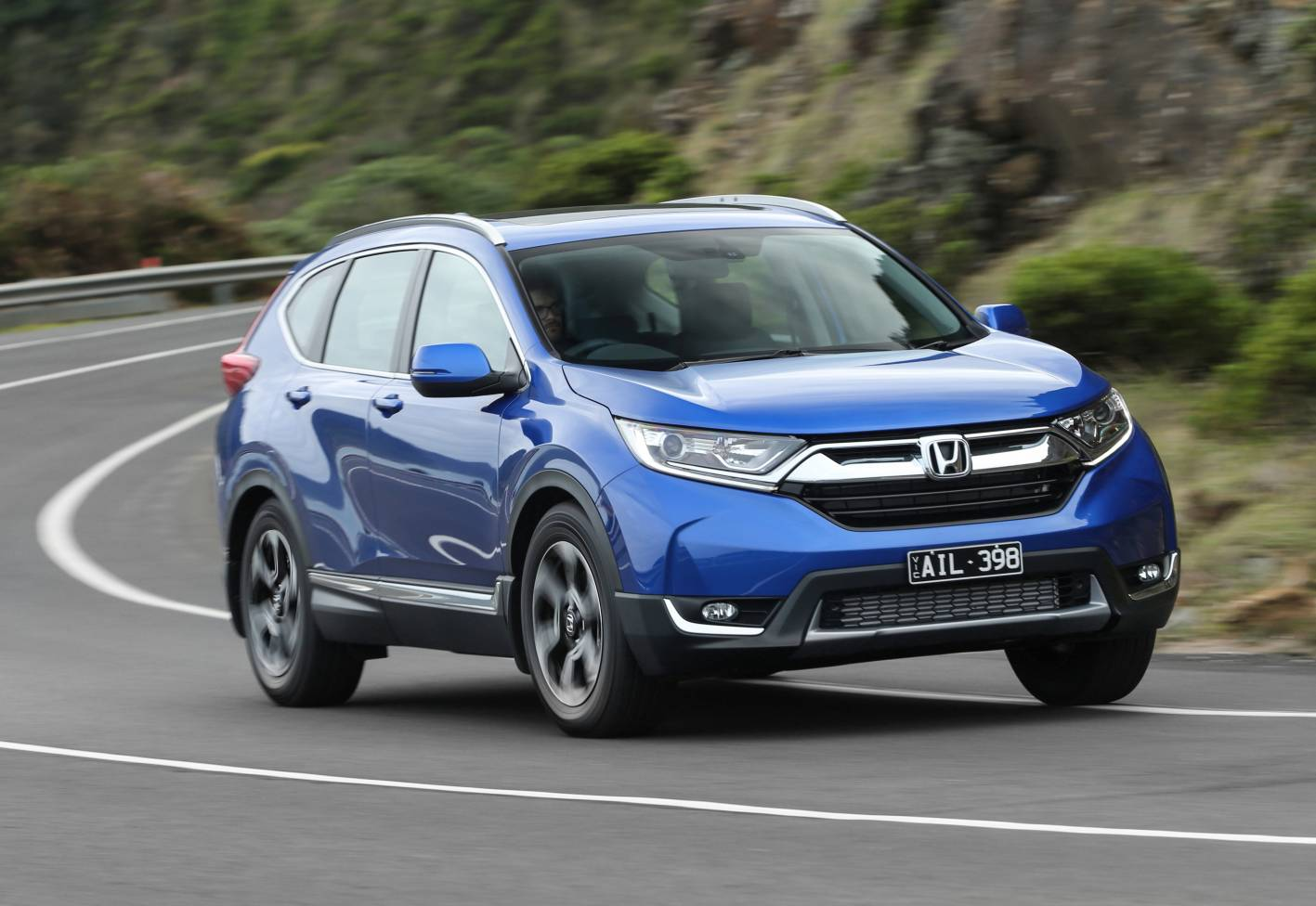 2018 Honda Cr V Now On Sale In Australia With Turbo Lineup