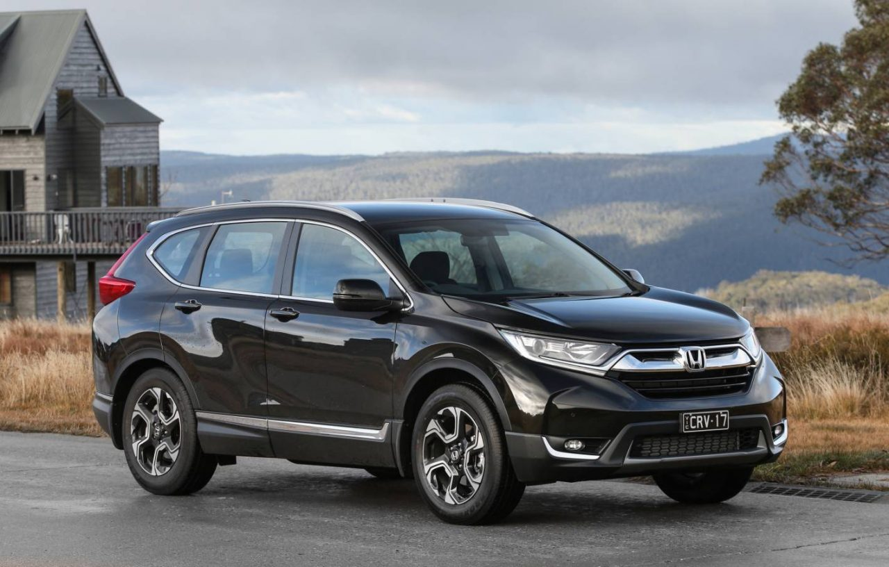 2018 honda cr v now on sale in australia with turbo lineup performancedrive. Black Bedroom Furniture Sets. Home Design Ideas