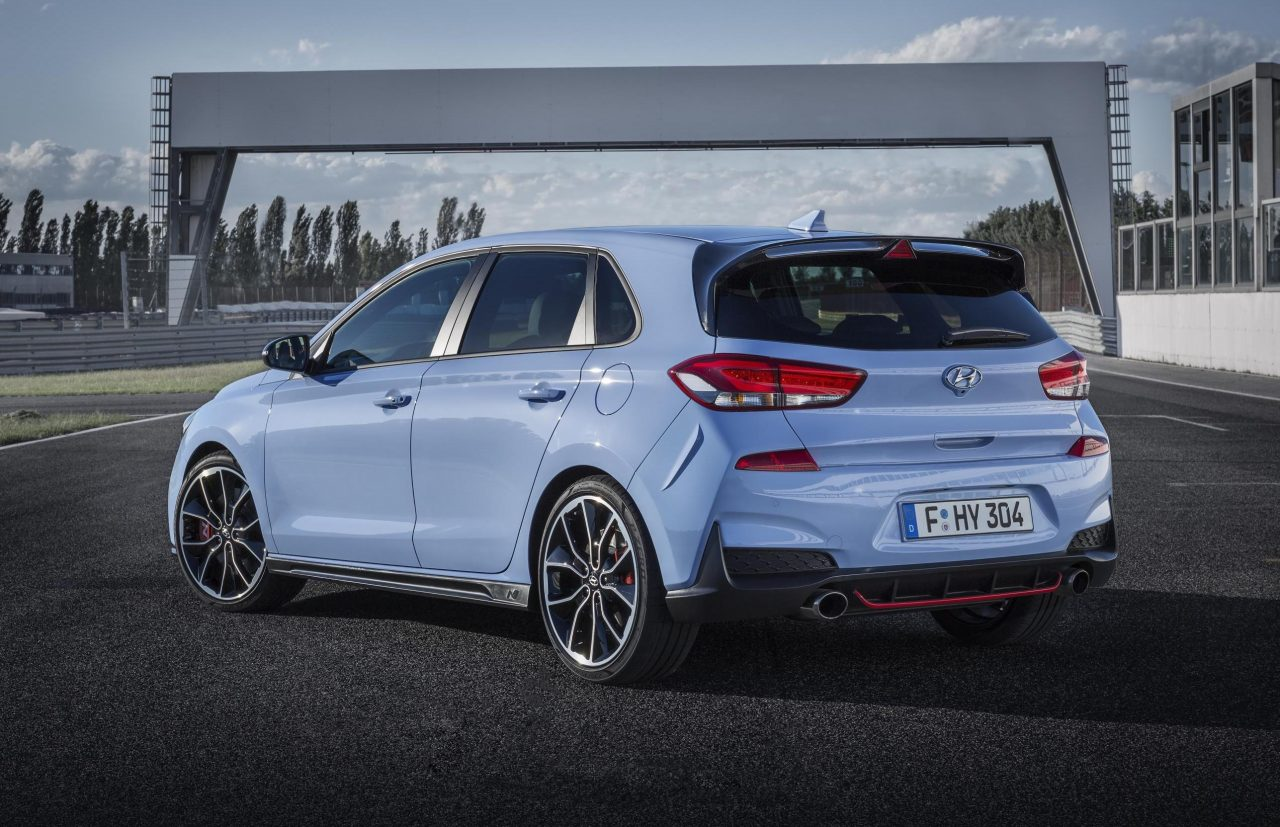 2018 Hyundai I30 N Officially Revealed All New Hot Hatch