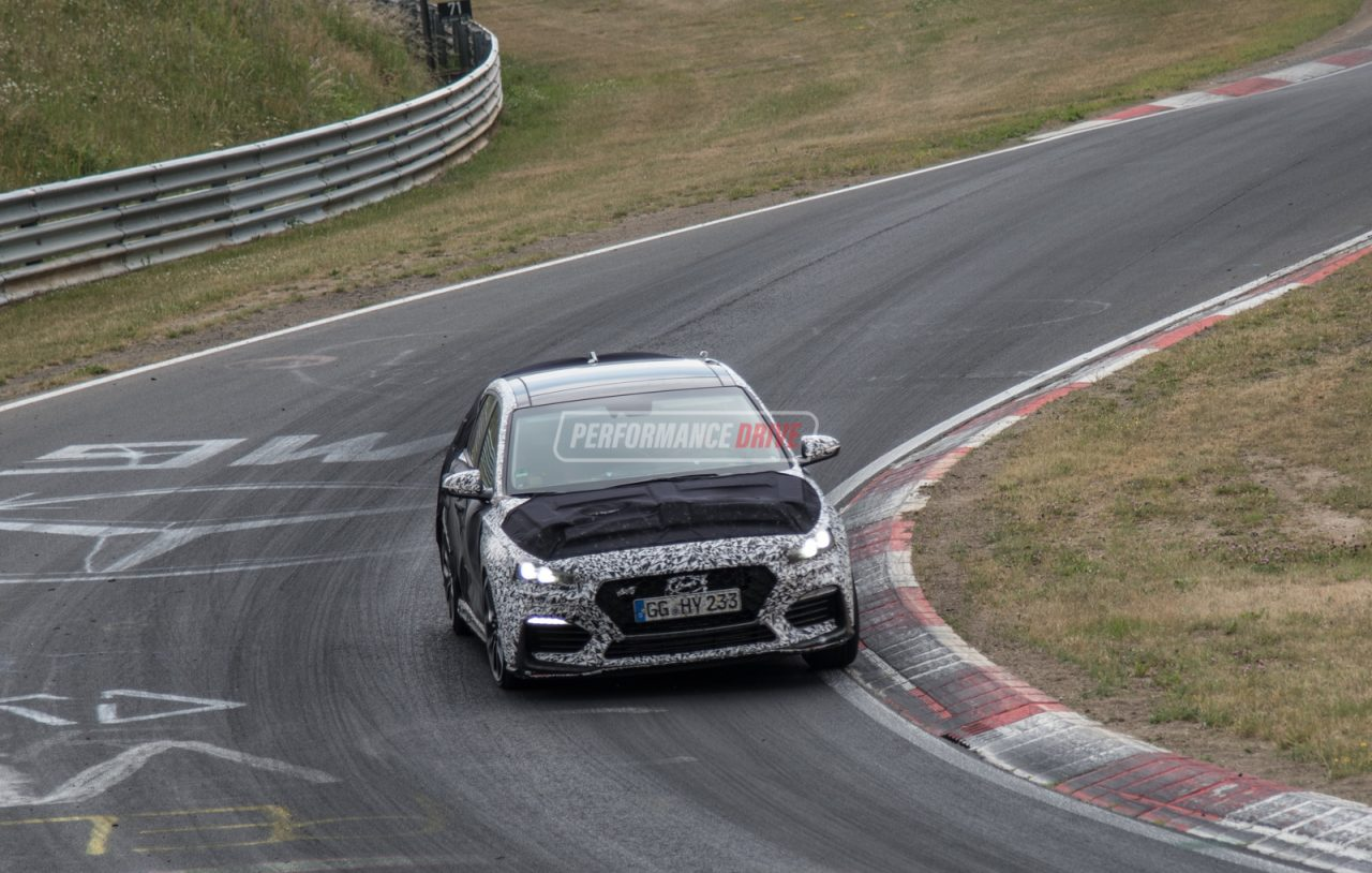 Innovative Hyundai I30 N Debut Confirmed For July 13 Prototype Spotted Videos