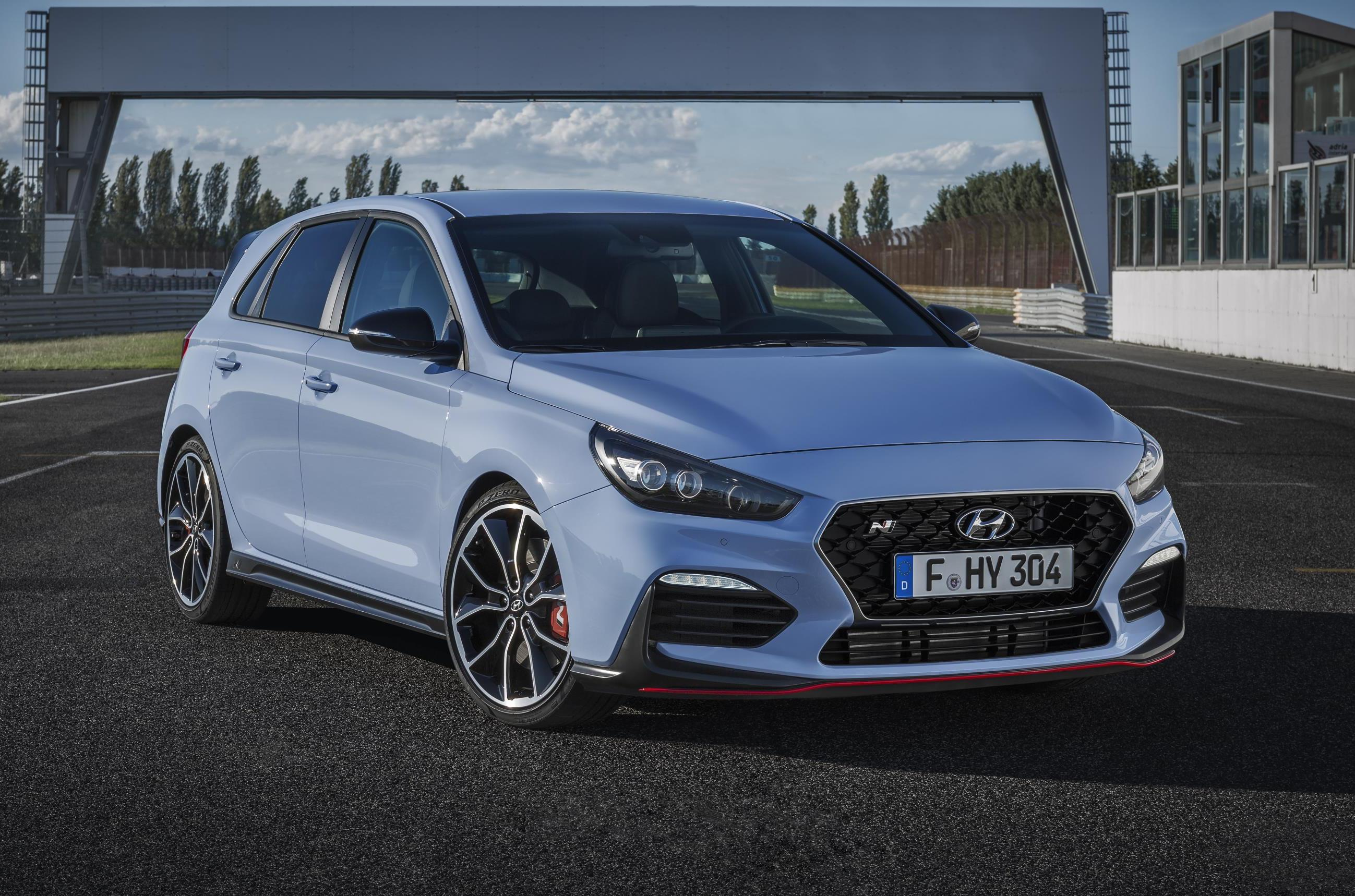 hyundai neue modelle 2018.  modelle 2018 hyundai i30 n officially revealed allnew hot hatch video with hyundai neue modelle