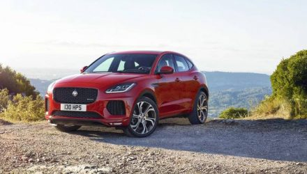 Jaguar E-Pace on sale in Australia in 2018, priced from $48,000